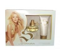 S By Shakira edt 50ml + Body Milk 100ml