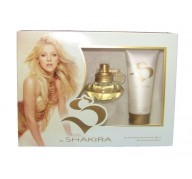 S By Shakira edt 50ml + Body Milk 100ml