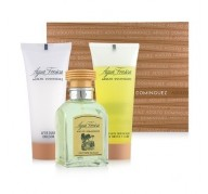 Set Agua Fresca edt 120ml + Gel 100ml + After Shave 100ml
