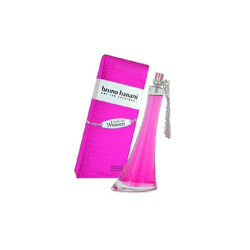 buy the perfume BRUNO BANANI MADE FOR WOMAN