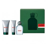 Hugo 150ml + Gel Douche 50ml + Baume Apres Rasage 75ml