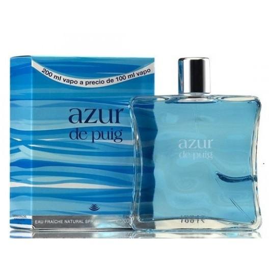 Perfume Puig Azur