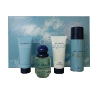 Estuche Don Algodon 100ml + Deo Spray 200ml + Body Milk 100ml + Gel 100ml
