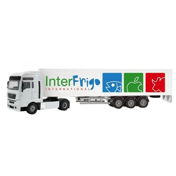 Truck MAN V8 FRIGO TRAILER | Joal