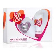 Love Love Love edt 50ml + Body Lotion 100ml