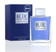 Blue Seduction edt 200ml