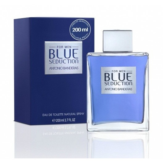 Parfum Antonio Banderas Blue Seduction