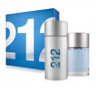 212 CH Men edt 100ml + After Shave 100ml