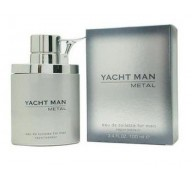 Yacht Man Metal edt 100ml