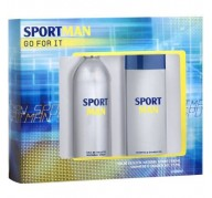 SportMan edt 150ml + Gel Champu 75ml