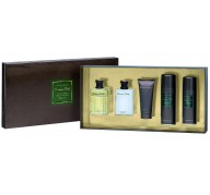 Massimo Dutti 100ml EDT+ Massage Emulsion 100ml + Rasage de mousseGel 150ml + Douche 100ml + Déodorant Spray 150ml