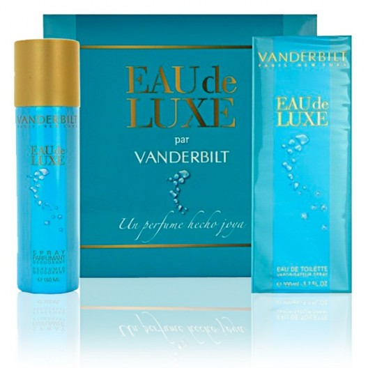 Perfume Gloria Vanderbilt Eau de Luxe