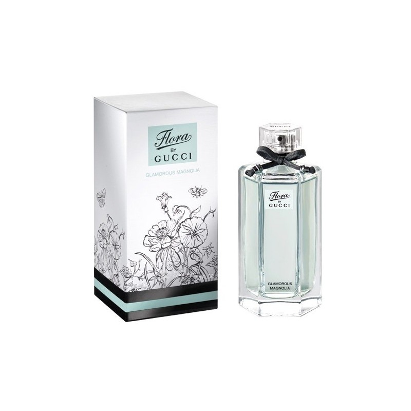 Gucci perfume flora