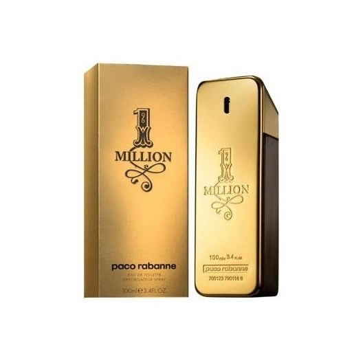 Perfume Paco Rabanne 1 Million