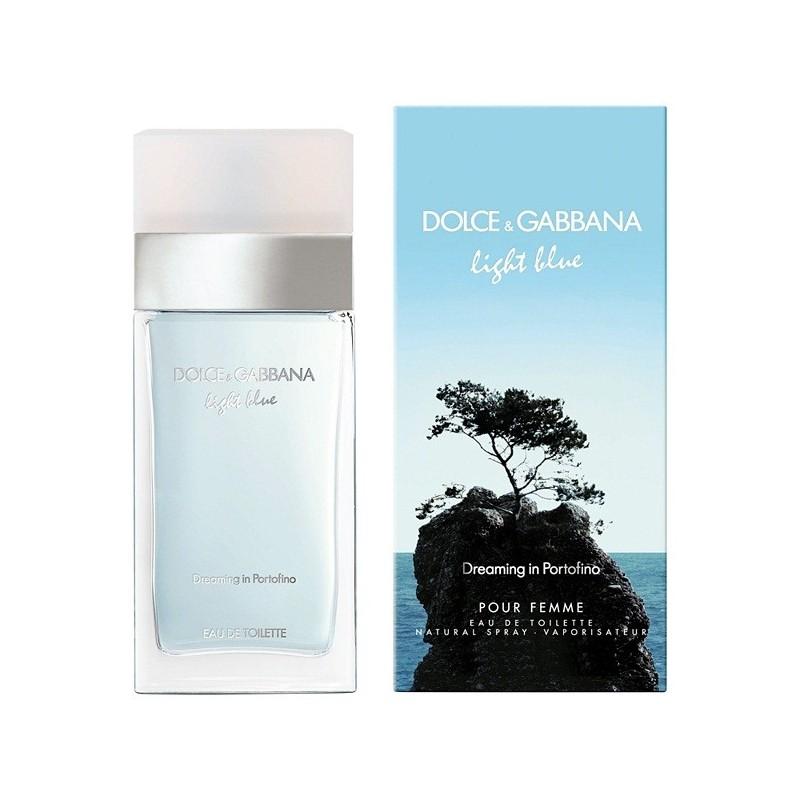 Parfum Light Blue In Pour Portofino Femme Dreaming Acheter w80OvmNn