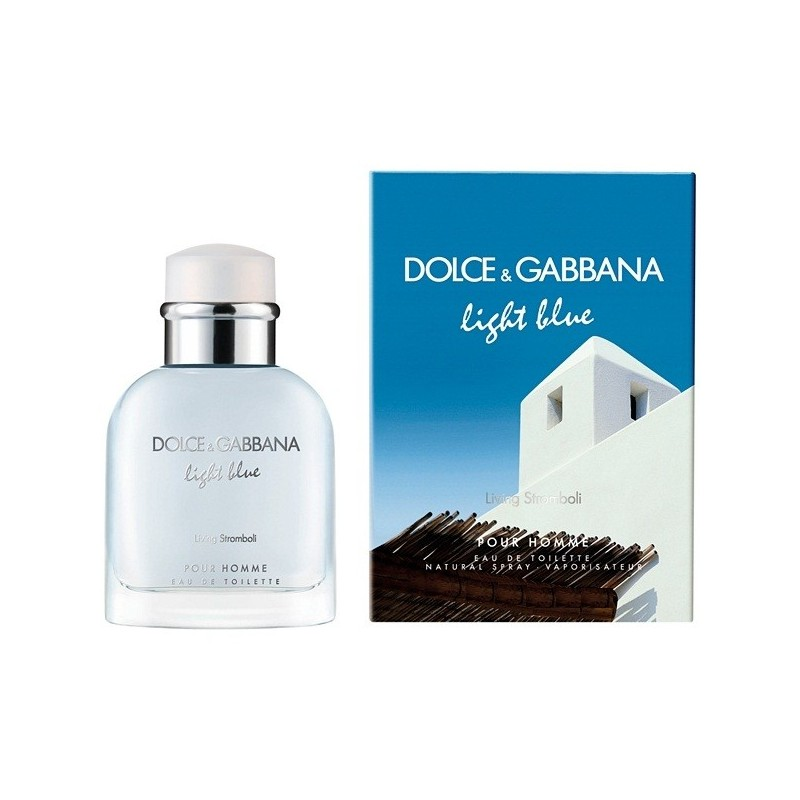 a06cef4f6d277 Buy LIGHT BLUE LIVING STROMBOLI perfume DOLCE Gabbana at the best price