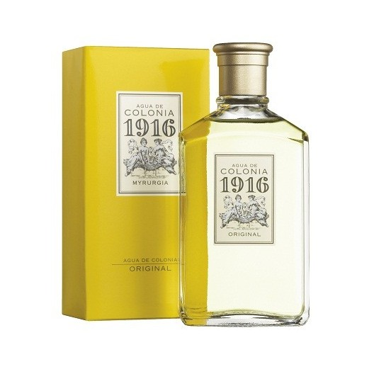Perfume Myrurgia Agua de Colonia 1916 Original