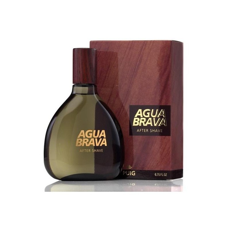 agua brava aftershave lotion 200ml jetzt zum besten preis. Black Bedroom Furniture Sets. Home Design Ideas