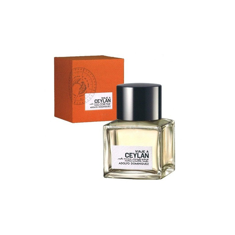 Buy perfume adolfo dominguez viaje a ceylan price for Adolfo dominguez perfume