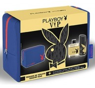 PlayBoy Vip edt 100ml + Deodorant 150ml + Kulturbeutel