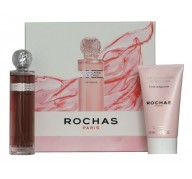 Les Cascades Rochas edt 100ml + Body Lotion 150ml