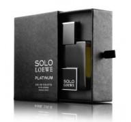 Solo Loewe Platinum edt 50ml