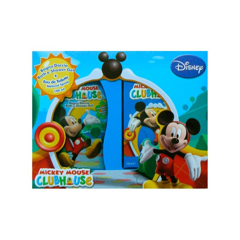 Fragrance MICKEY MOUSE CLUB HOUSE, from Disney perfumes
