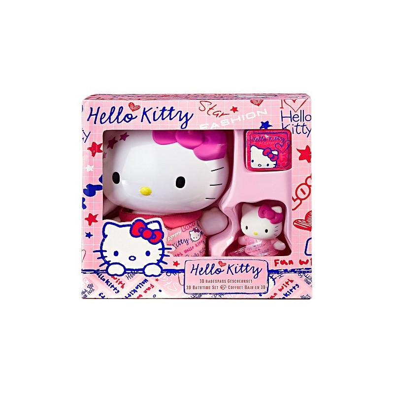 Imagenes De Baños De Hello Kitty: Niños Hello Kitty Gel de Baño Hello Kitty con toalla mágica
