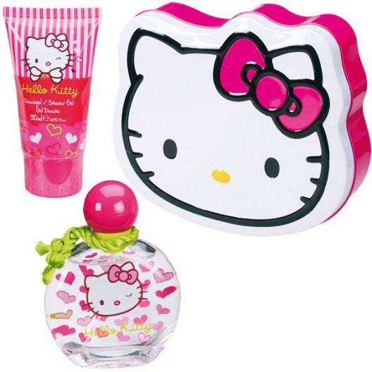 hello kitty une fragrance pour les tr s d licat parfum enfants. Black Bedroom Furniture Sets. Home Design Ideas