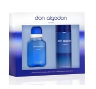 Don Algodón homme edt 100ml + Deo 200ml