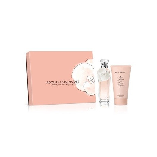 Perfume Adolfo Dominguez Agua Fresca de Rosas Blancas
