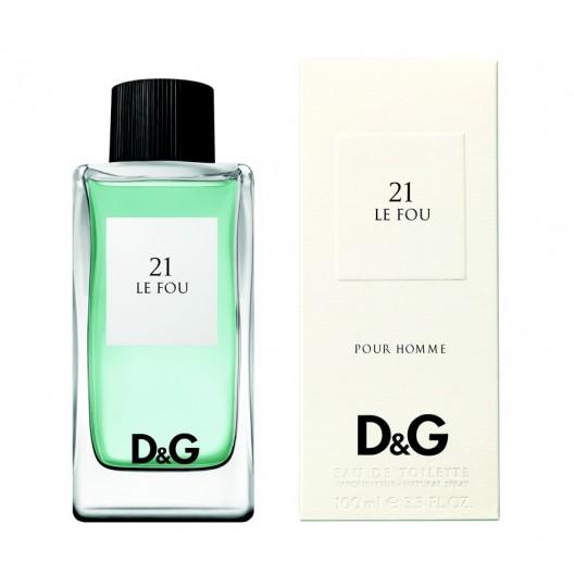 Parfüm Dolce & Gabbana 21 Le Fou