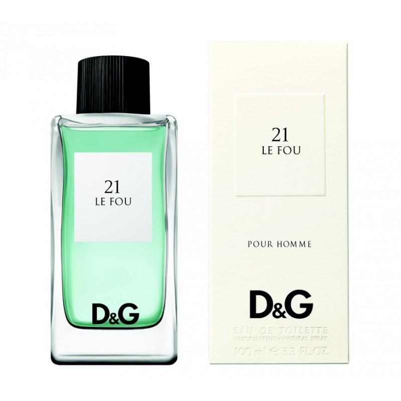 Le 21 FouBuy Price Men Dolce For Perfume Gabbana 13KclFJT
