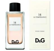 D&G 14 La Tempérance edt 100ml
