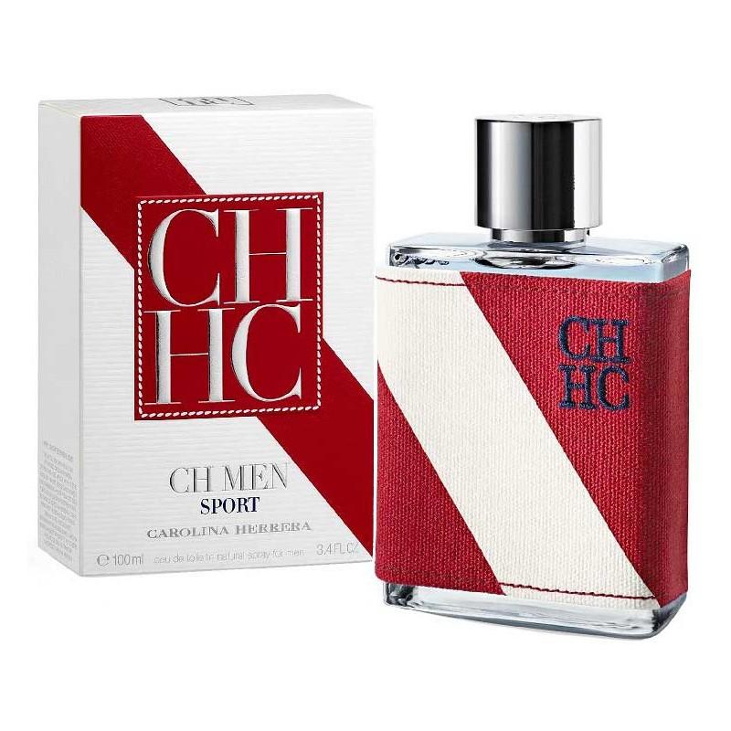 Ch Men Sport The New Perfume By Carolina Herrera