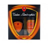 Lamborghini Sportivo edt 100ml + Deodorant 150ml