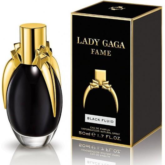 Parfum  Lady Gaga Fame Black Fluid