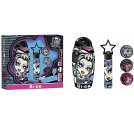 Monster High Frankie Stein edp 50ml + Gel & Champú + 3 Pins