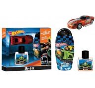 Hot Wheels edt 50ml Gel + Bain & Shampoing 250ml + voiture