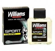 Williams Sport agua de colonia edt 200ml