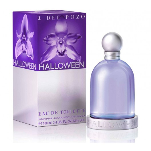 Perfume Jesus del Pozo Halloween