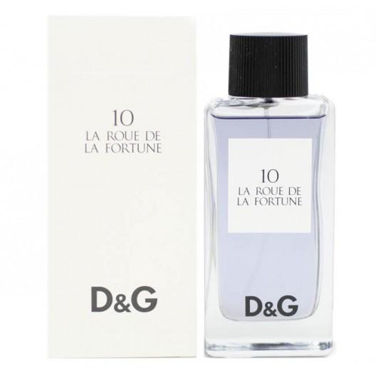 Perfume Dolce & Gabbana 10 La Roue de la Fortune
