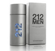212 Carolina Herrera Men edt 100ml