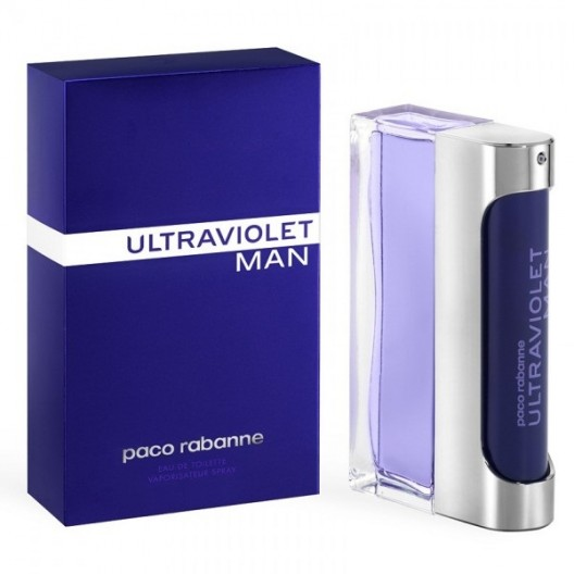 Perfume Paco Rabanne Ultraviolet Man