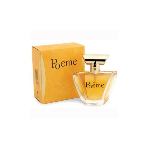 LANCOME POEME Eau de Parfum for Woman in 100ml format with spray, the