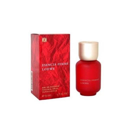 Perfume Loewe Esencia Femme
