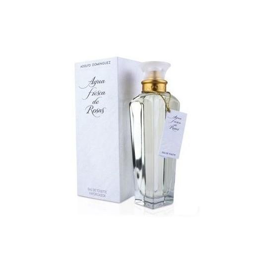 Perfume Adolfo Dominguez Agua Fresca de Rosas