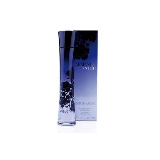 Perfume Armani Code Femme