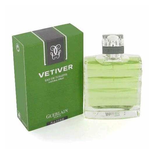 Perfume Guerlain Vetiver