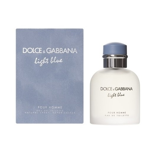 Perfume Dolce & Gabbana Light Blue homme